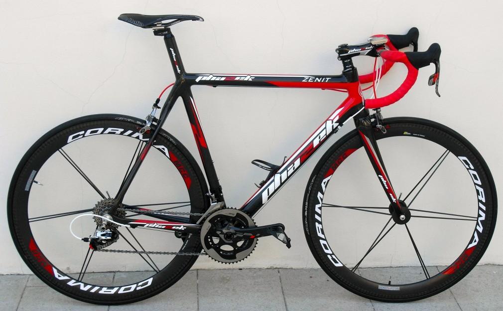 Vendita di biciclette telai componenti ed accessori per for Bici pininfarina peso